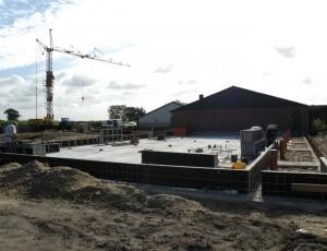 Mestopslagkelder, Heeswijk-Dinther, Aannemersbedrijf P.A.M. van Kessel