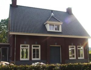 Woonhuis, Berlicum, Aannemersbedrijf P.A.M. van Kessel