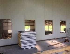 Verbouw melkveestal28