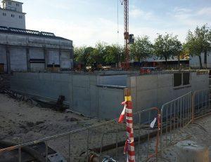 Kelder theater Noordkade 2